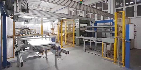 De Wav Group manufacturing
